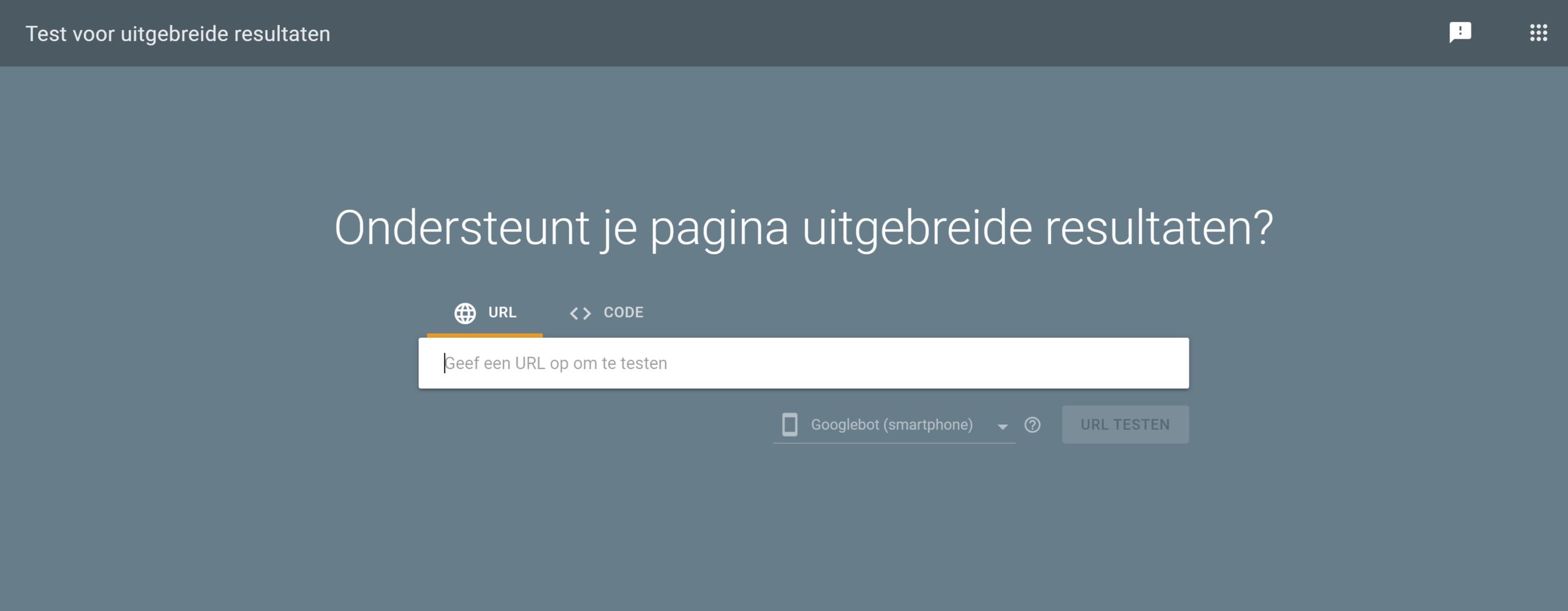 SD GTM URL